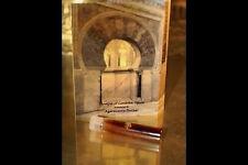 Amber Fossil Mukhallat 1ml Ceremonial Mughlai Mughal Perfume Oil Attar sample