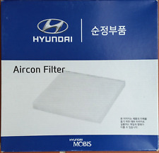 Hyundai Genuine i30 PD (MY 17-) Aircon filter (Cabin Pollen Filter)