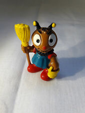 Vintage Maya L'Abeille Figurine Bee PVC Bully 1980'S