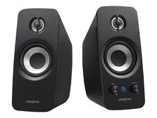 Creative T15 Wireless Bluetooth 2.0 Computer Speaker System - Black