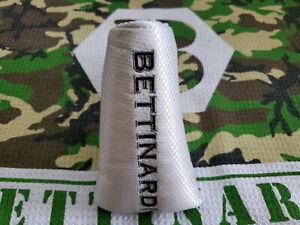 Rare Bettinardi Nylon USA Hex B Putter Headcover Golf Mallet Head cover White⛳⛳