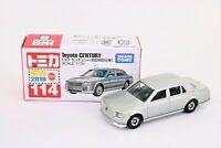 Takara Tomy TOMICA #114 Toyota CENTURY (1st) Scale 1/70 Diecast Toy Car Japan