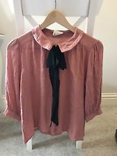 Urban Outfitters Pussybow Blouse / Top / Shirt Size Small