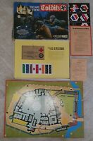 Vintage Parker Escape from Colditz Board Game Complete Box in Worn Condition