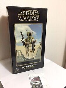 Star Wars Gentle Giant Boba Fett Statue