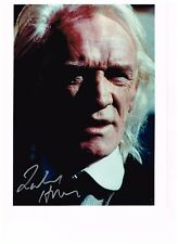 Richard Harris Harry Potter 8x10 Authentic Hand Signed Autographed Photo W/COA