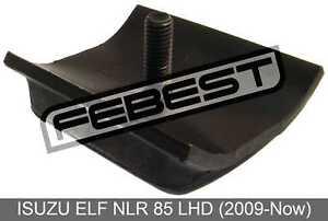 Rear Stopper Bumper For Isuzu Elf Nlr 85 Lhd (2009-Now)