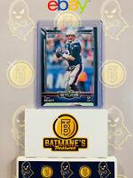 2015 Topps Tom Brady #308 New England Patriots Football Card NM/M MINT