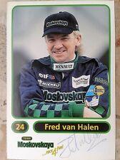 Manfred GEIS alias Fred Van Halen/Elmar Jurek-RENAULT CLIO CUP - 2 FK con Ouen