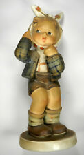 GOEBEL HUMMEL BOY WITH TOOTHACHE FIGURINE #217 - WEST GERMANY - PRICED RIGHT!
