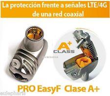 """Conector SAT F """"PRO EasyF A+"""" Acodado 9.5mm TELEVES 413410 Cable SATELITE Antena"""
