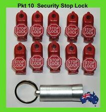 Security Hook Display Stop Lock + Magnetic Detacher, Retail Store  Anti-Theft