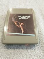 Burt Bacharach - Make It Easy On Yourself - 8 Track Tape