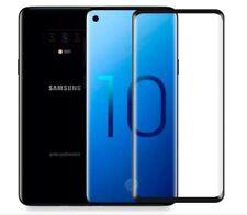 Samsung Galaxy S10, (2-Pack) Premium Screen Protectors, Black Edge