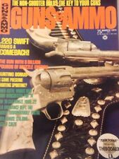 Guns & Ammo Magazine .220 Swift Comeback March 1974 080417nonrh