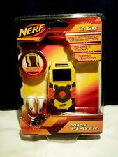 Nerf Mp3 Player & Accessories Nip