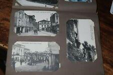 More details for 1890 postcard album spanish cities x141 postcards gerona zaragoza pamplona *