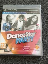 Dance Star Party (Sony PlayStation 3, 2011)