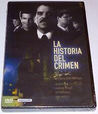 LA HISTORIA DEL CRIMEN / CRIME STORY Abel Ferrara - English Español - Precintada