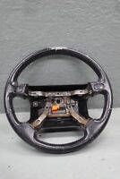 94-97 MAZDA MX-5 MX5 MIATA OEM Black Leather Steering Wheel