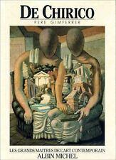 Giorgio de Chirico par Pierre Gimferrer