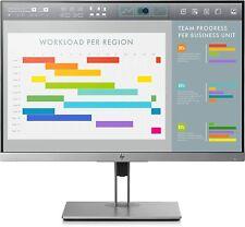 HP EliteDisplay E243i 24-Inch Screen LED-Lit Monitor (1FH49A8#ABA) Black/Silver