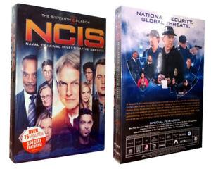 NCIS Season 16 Naval Criminal Investigative Service Sixteenth Season Brand New