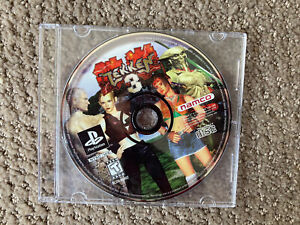 Tekken 3 (Disc Only) (Sony PlayStation 1, PS1, 1998)