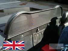 Mercedes SLK R170 Wind Deflector 1996-2004 Mesh Black