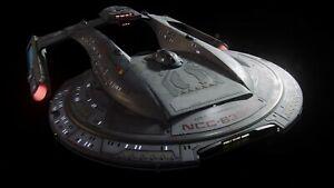 3D Printed Star Trek Akira class Space Ship Craft 330mm 13inch Tabletop Gaming