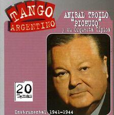 Aníbal Troilo, Aniba - Instrumental 1941-1944 [New CD]