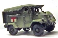 Milicast UK040 1/76 Resin WWII Canadian GM C15TT Armoured Ambulance