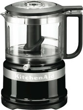 KitchenAid 5KFC3516AOB Mini 3.5 Cups Chopper - Onyx Black
