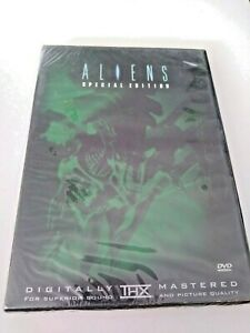 ALIENS (DVD, 1999, SPECIAL EDITION) RARE BRAND NEW