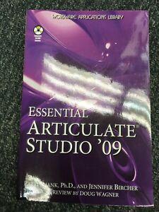 Essential Articulate Studio '09 by Patti Shank and Jennifer Bircher (2009,...