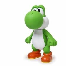 Super Mario Brothers / Bros YOSHI Action Figure Toy Gifts Green 12cm