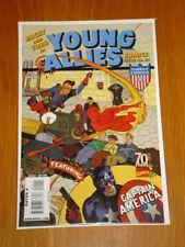 YOUNG ALLIES COMICS #1 BUCKY TORO CAPTAIN AMERICA AUGUST 2009