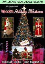 Walt Disney World DVD Epcot Holiday Traditions 2-Disc Set, Illuminations