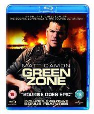 GREEN ZONE BLU RAY