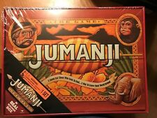 New JUMANJI Board Game CARDINAL 2017 Edition REAL WOODEN BOX & TOKENS