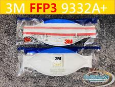 ✅ 3M Aura 9332A+ FFP3 Atemschutzmaske mit Ausatemventil Mundschutz Filter Maske