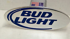 BUD LIGHT hitch cover,expedition,chevy, ford,H2,BUD