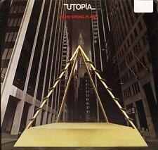 UTOPIA (TODD RUNDGREN) oops wrong planet K 55517 A1/B1 uk 1977 LP PS EX/EX sos