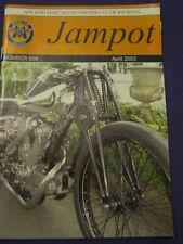 JAMPOT - AJS & MATCHLESS - April 2003 #609