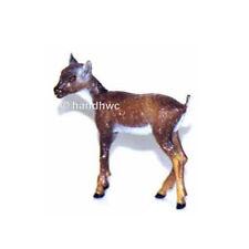 AAA 96582 Whitetail Deer Fawn Standing Animal Toy Model Figurine Replica - NIP