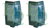 fanale fanalino ant dx+sx nissan king cab anno 87>92