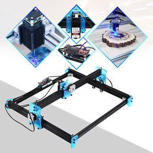 Laser Graviermaschine CNC4050 Maschine 500mW CNC Fräsmaschine Lasergravierer