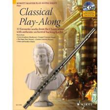 Classical Play-Along - Flöte Noten [Musiknoten]