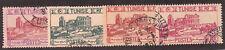 Tunisia - 1928-45 - SC 113,113A,113C,113D - Used