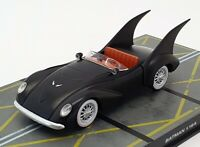 Eaglemoss Appx 10cm Long Model 164 - Batmobile Black - Batman